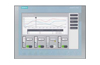 Simatic HMI, KTP1200 Basic, 12-in. 65536 colors TFT display, key/touch operation, ProfiNet interface, config. WinCC Basic V13/ STEP 7 Basic V13, open-source SW, Siemens